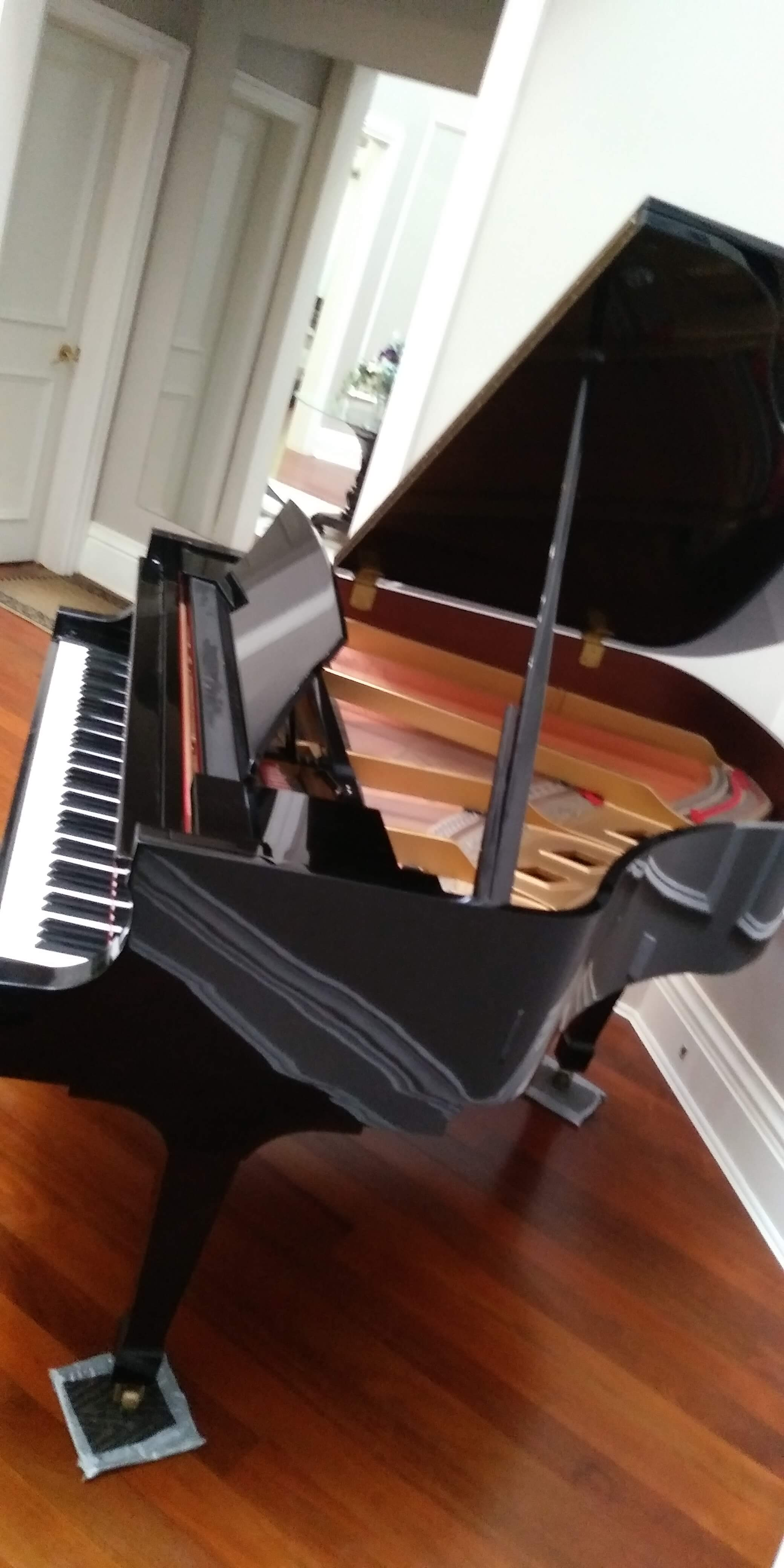 Specialized Piano Movers Ottawa, ON  | Piano Moving And Tuning